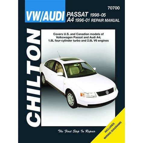 free car manuals to download 1996 volkswagen passat security system chilton total car care series northern auto parts