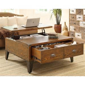 Lift Coffee Table Ikea Maximizing Practicality With Lift Up Coffee Table From