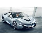 BMW I8 Spyder Concept Car Wallpapers  HD