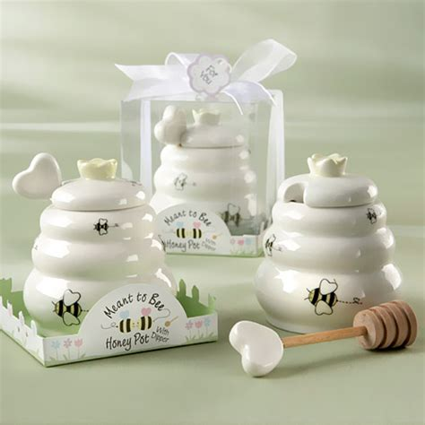 Honey Pot Favors Baby Shower by Wedding Favors Etc Oh Baby Baby Shower Favor Ideas