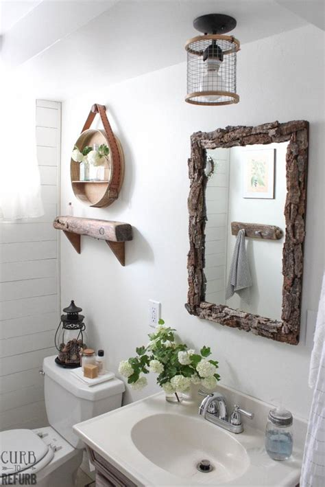 Tiny Bathroom Makeover by 15 Pictures From An Amazing Tiny Bathroom Makeover Page