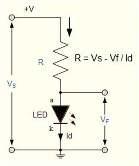 exercice diode resistance calcul resistance diode led 28 images dur 233 e de vie d une leds loi d ohm chicoree led