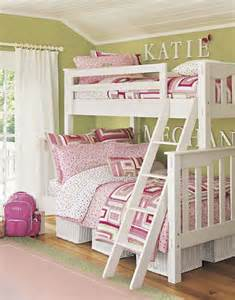 Cool bedroom decorating ideas for teenage girls with bunk beds 15