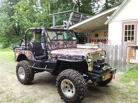jeep kaiser lifted kaiser willys jeep of the week 189