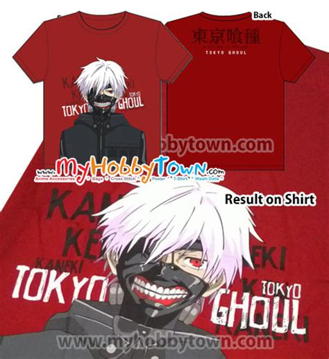 Kaneki Hijau tokyo ghoul items at my hobby town anime cross stitch and hobby accessories