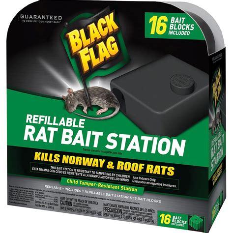 upc 891549110578 black flag pest refillable rat