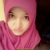 Gadis ABG Manado Berjilbab, Cantik Putih Mulus   Foto Cewek Cantik ...