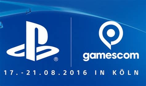 The Playroom Trophies by Sony Gamescom 2016 Lineup Includes Gt Sport Psvr