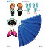 Anna Papercraft  Frozen Photo 35801182 Fanpop