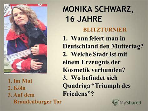 wann ist in deutschland muttertag презентация на тему quot was wo wann sch 220 ler des hans