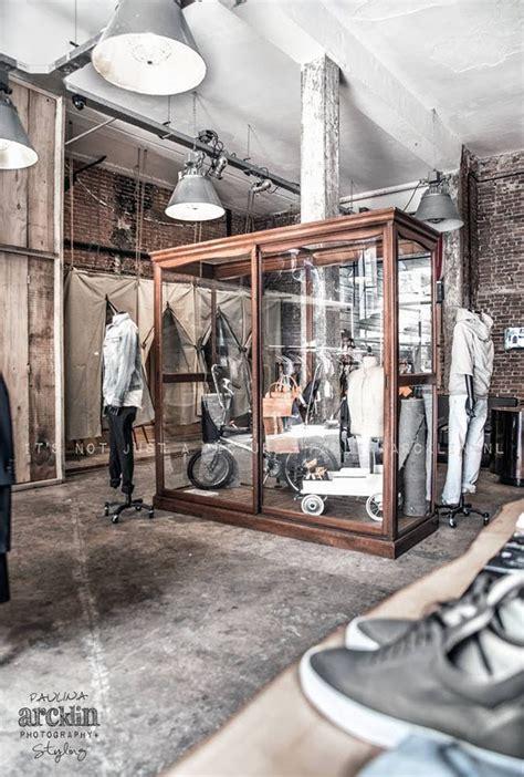 Bueno  Decoracion Industrial Vintage #2: Muebles-para-tiendas-de-ropa.jpg