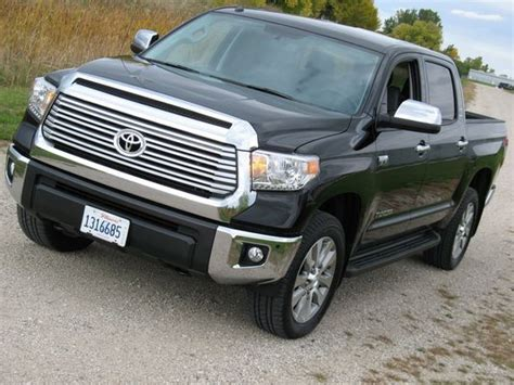 Toyota Tundra Trucks 2015 Toyota Tundra Truck Better Than