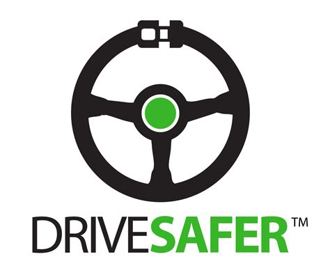 defensive driving school logo car control and defensive driving