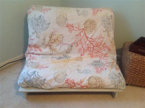 Coastal Futon Covers by Futon Project The Finished Project Duvet Cover From