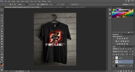 Cara Desain Baju Kaos Di Photoshop | cara desain baju kaos di photoshop cs6 feb14 xtf