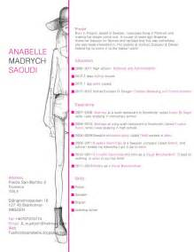 fashion by anabelle who is this anabelle best 25 fashion resume ideas on pinterest