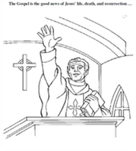 catholic faith education coloring book of the mass