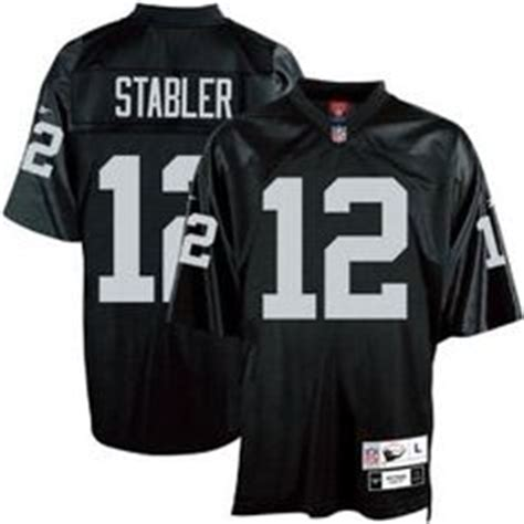 throwback black ken stabler 12 jersey p 1274 1000 images about the snake on the snake