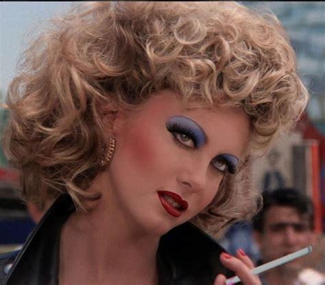make your hair look like olivia newton john sandy makeup greased lightnin for carey pinterest