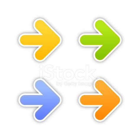 arrow label color sticker satin pfeil aufkleber farbe bezeichnung satin symbol web grau