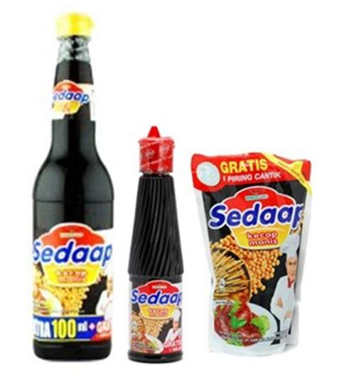 Kecap Sedap Original Nasa sedaap soy sauce citra sukses international