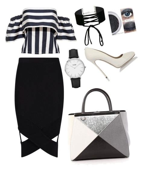 achromatic color achromatic color scheme dsquared2 boohoo and polyvore