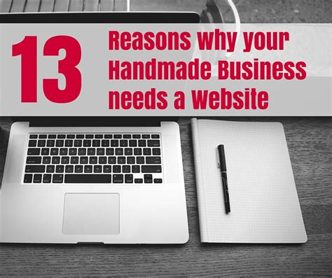 Handmade Business Tips Instagram For - 13 reasons your handmade business needs a website the