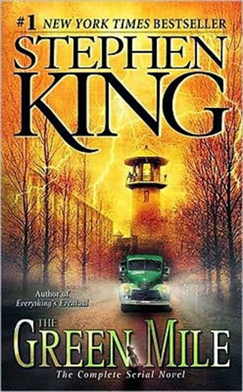 summary it by stephen king books review the green mile by stephen king imaginary reads