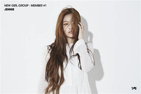blackpink official profile yg new girl group debut member 1 jennie jennie kim