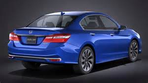 honda accord hybrid 2017 squir