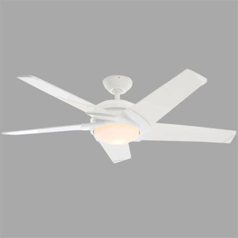 casablanca ceiling fan wall casablanca stealth 54 in indoor snow white ceiling fan
