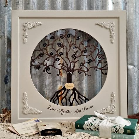 Wedding Ceremony Tree by Lovelocks Tree Of Wall Easel Lovelocks