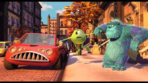 monsters inc blu ray pixar three disc collector s edition