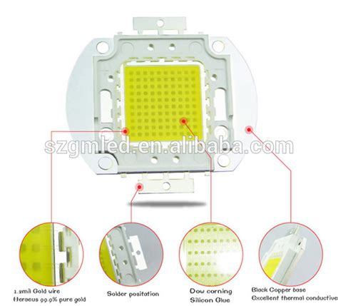 Best Product Lu Sorot Led 30 Watt Holic Flood Light Kotak ce fcc rohs bridgelux 45 mil 100w led 110 120lm w cri80 100 watt led with 3 years warranty buy