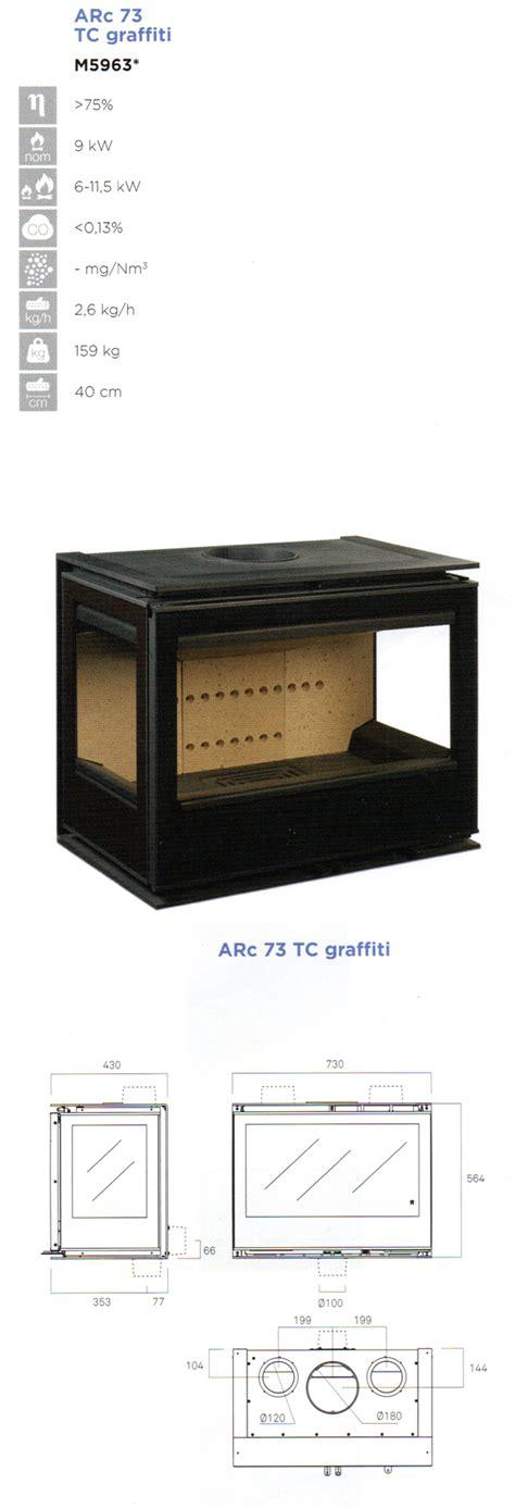 vitrage pour insert cheminee cheminee insert vitre
