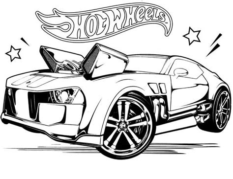 hot wheels coloring pages bestofcoloring com