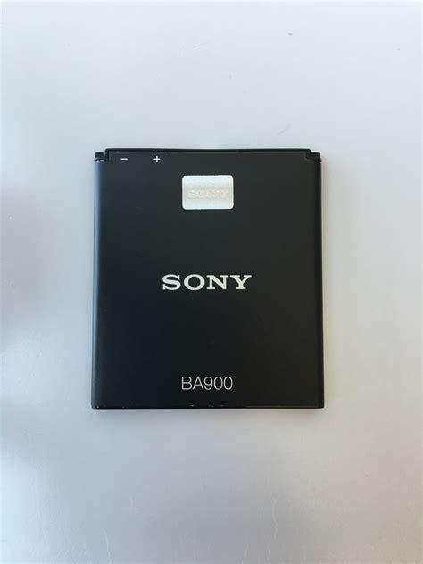 Hp Sony Xperia Ba900 sony xperia l