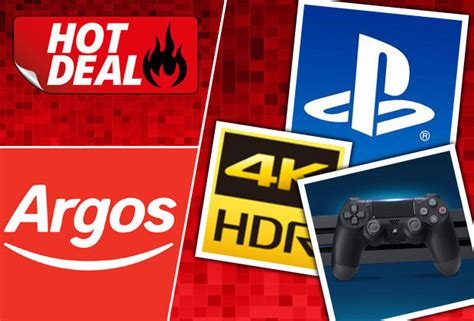 playstation 4 console deals playstation 4 deals argos offers discount on ps4