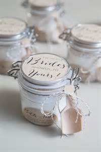 5 unique bridal shower favor ideas for an unforgettable
