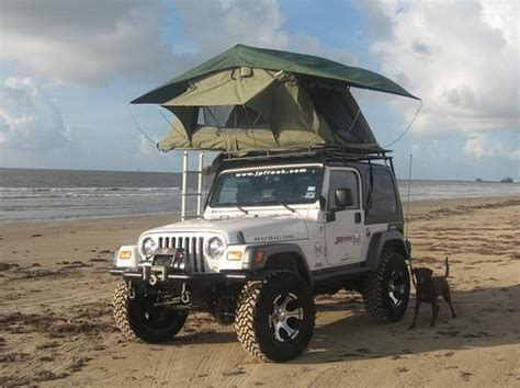 jeep roof top tent jeep soft top tent this is so cool my style pinterest