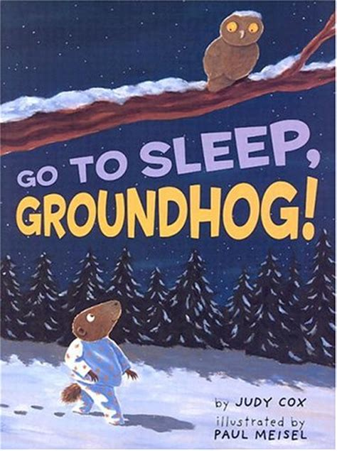 asleep from day books groundhog day books for the evolution