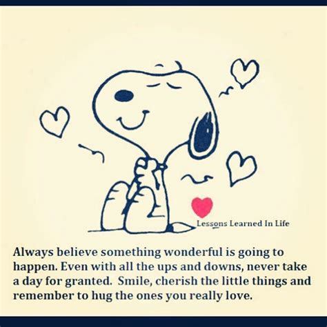 for everything 21 lessons to help you unlock pictures of cheerful things snoopy lessons learned