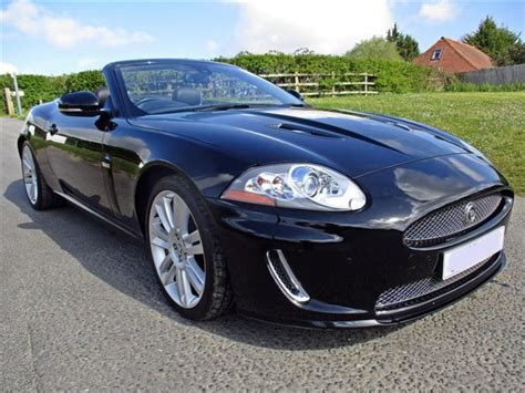 used jaguar xkr convertible for sale used 2010 jaguar xkr convertible for sale in west sussex