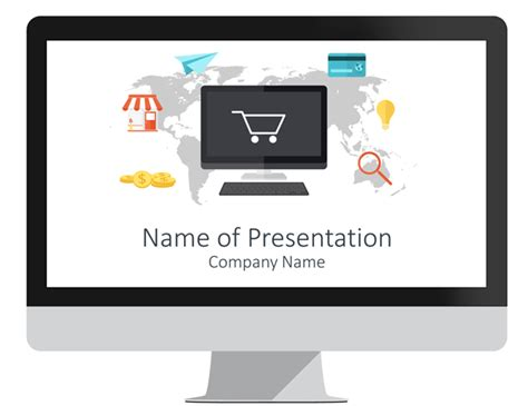 e commerce powerpoint template e commerce powerpoint template presentationdeck com