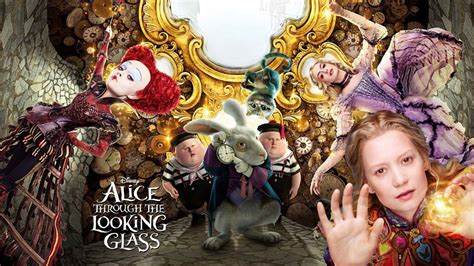 alice    glass full