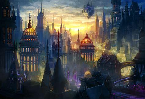 magic city of vane by alayna on