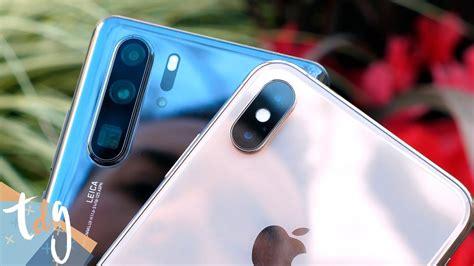 le pone las pilas al iphone huawei p pro  iphone xs max mobile arena