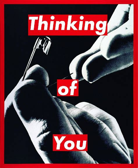 your comfort is my silence typeface tuesdays barbara kruger amdesignperspectives