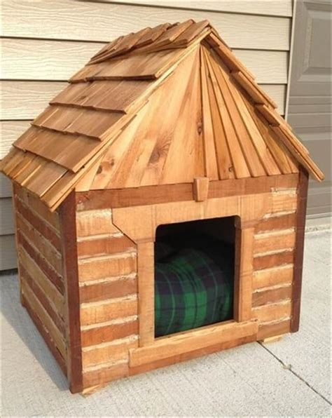 dog house made out of pallets 14 diy doghouse design diy to make