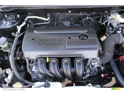2008 Toyota Corolla Engine 2007 Toyota Corolla Ce 1 8l Dohc 16v Vvt I 4 Cylinder